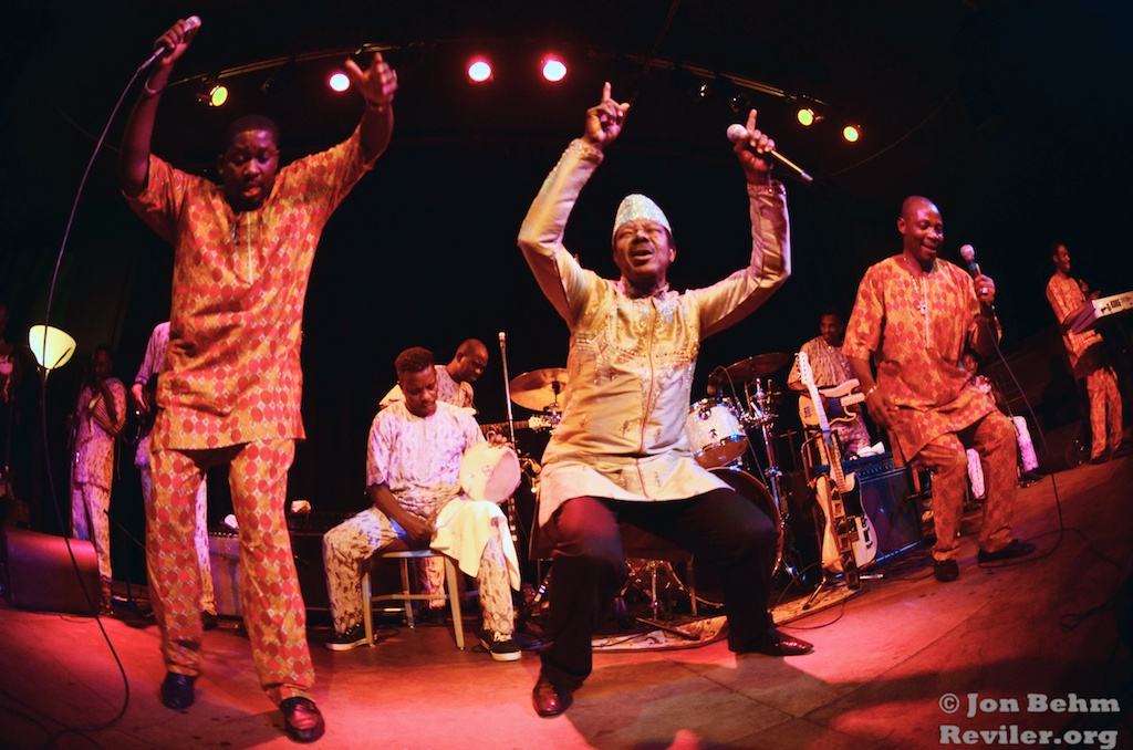 Photos: King Sunny Ade at the Cedar Cultural Center